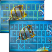 Fish Keyboard Theme