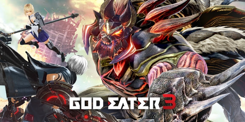 Game Release July God Eater 3