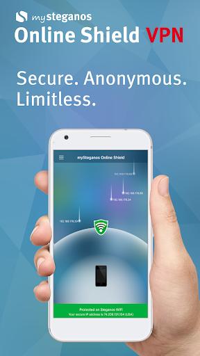 mySteganos Online Shield VPN 3.0.0 screenshots 1
