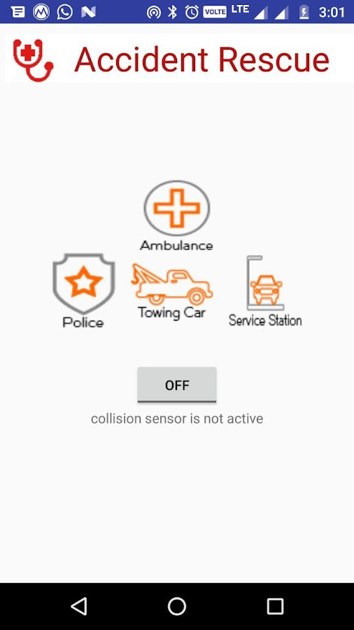 Accident Rescue- screenshot