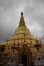 Photo: Year 2 Day 54 -  Main Stupa in Shwedagon Paya in Yangon