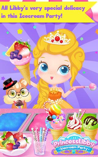 Princess Libby: Icecream Party