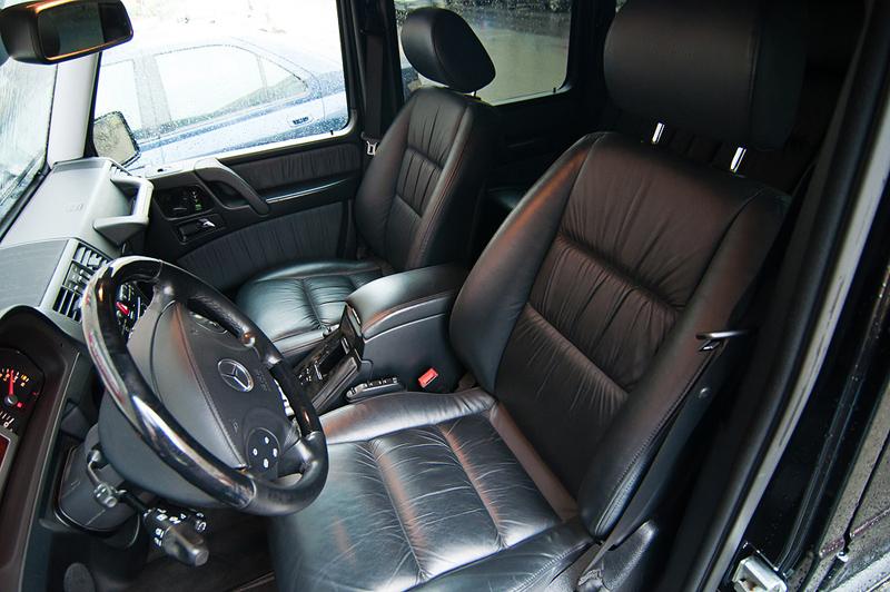 Mercedes Benz G-class 55 AMG в Нижнем Новгороде