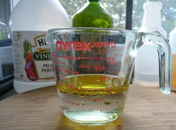 Wood Repair Oil Recipe