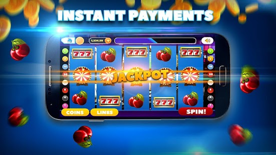 Club slot machines and slots - náhled