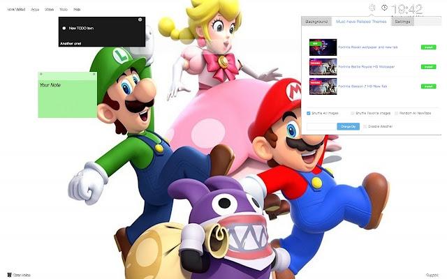 Super Mario 4k Wallpaper 2019