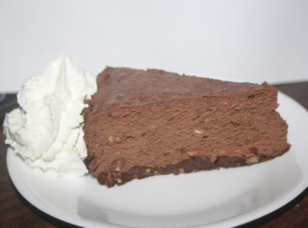 Creamy Chocolate Cheesecake Recipe