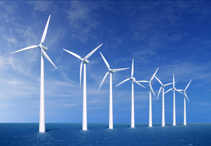 Wind turbines energy. Picture: THINKSTOCK