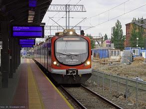 Photo: ED72A-001 (Arriva), Laskowice Pomorskie - Piła Główna {Bydgoszcz Główna; 2015-05-28}