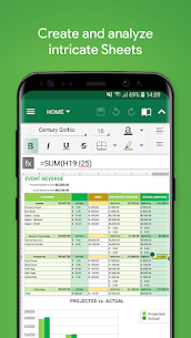 OfficeSuite – Office, PDF, Word Sheets Slides Note v10.3.17677 [Premium Mod] APK 2