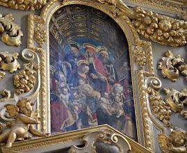 """Photo: Polittico di Gandolfino da Roreto: """"La genealogia della Madonna"""" (1501)"""