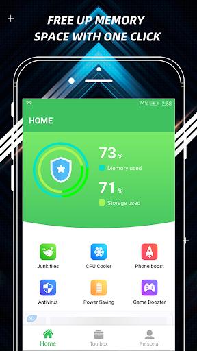 Phone Cleaner Free screenshot 1