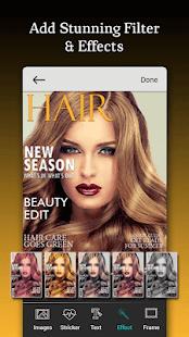 Magazine Photo Frames -Magazine Cover Photo Editor - náhled