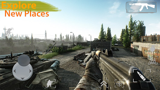 Battle Of Bullet: free offline shooting games 1.0.1 Screenshots 5