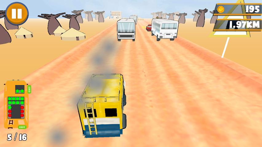 android Da'karapid Screenshot 3