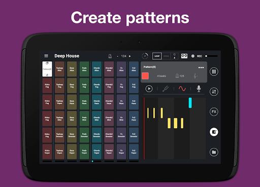 Remixlive - drum & play loops 3.3.5 screenshots 10