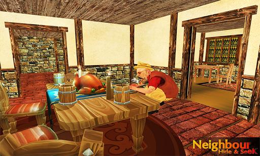 Scary Neighbor Escape Game 1.4 screenshots 3
