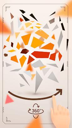 Love Poly - 新感覚3dパズルのおすすめ画像1