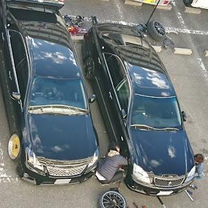 クラウンアスリート GRS184 18年式60ANNIVERSARYのアッパーアームのカスタム事例画像 たいちやん T's garageさんの2019年01月07日10:57の投稿