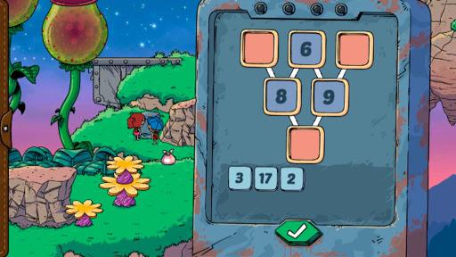 Mathmage: divertido juego de matemáticas! Capturas de pantalla de EN 6