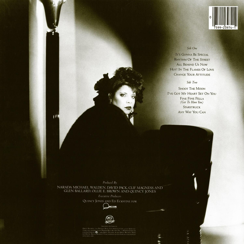 Patti Austin, Quincy Jones