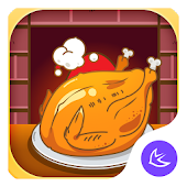 Thanksgiving Turkey-APUS stylish theme