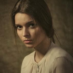 Yana by Dmitry Baev - People Portraits of Women ( studio, woman, beautiful, classic, portrait )