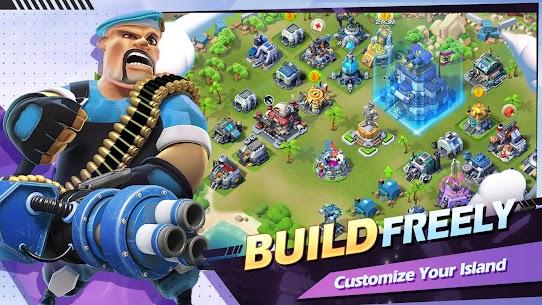 Top War: Battle Game MOD APK (Unlimited Gems) 1.218.1 5