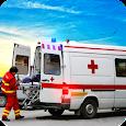 Ambulance Drive Simulator: Ambulance Driving Games