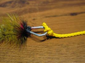 Възел 'Davy Knot'