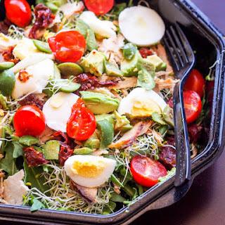 Fresh Spring Salad {Gluten-Free, Dairy-Free}.