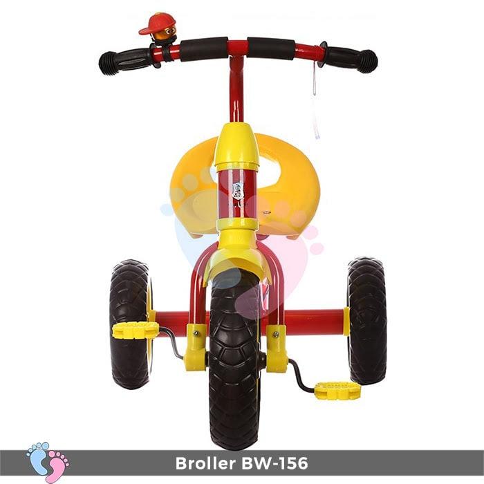 Xe đạp ba bánh trẻ em Broller XD3-156 12