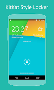 KK Locker (Android L Lollipop) PRIME v3.9