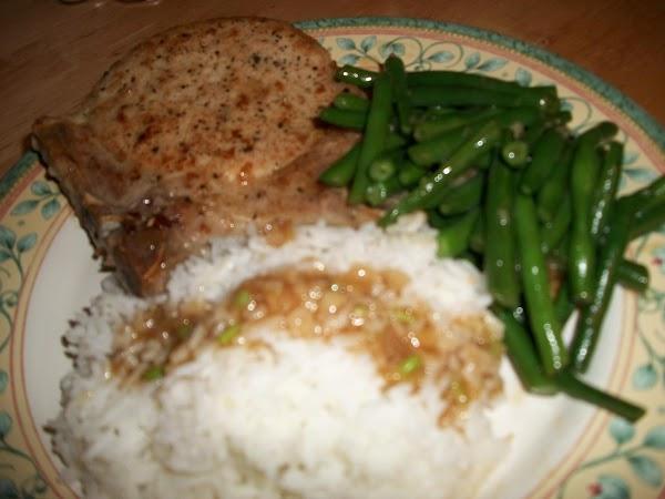 Dad's Pork Chop Recipe