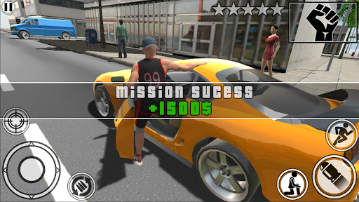 Real Gangster Crime Simulator 3D 0.3 screenshots 16