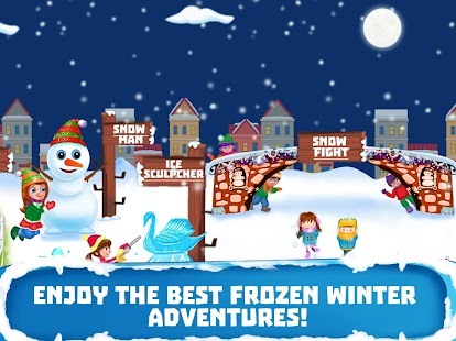 Winter Holidays Fun ! BFF Vacation Adventures - náhled