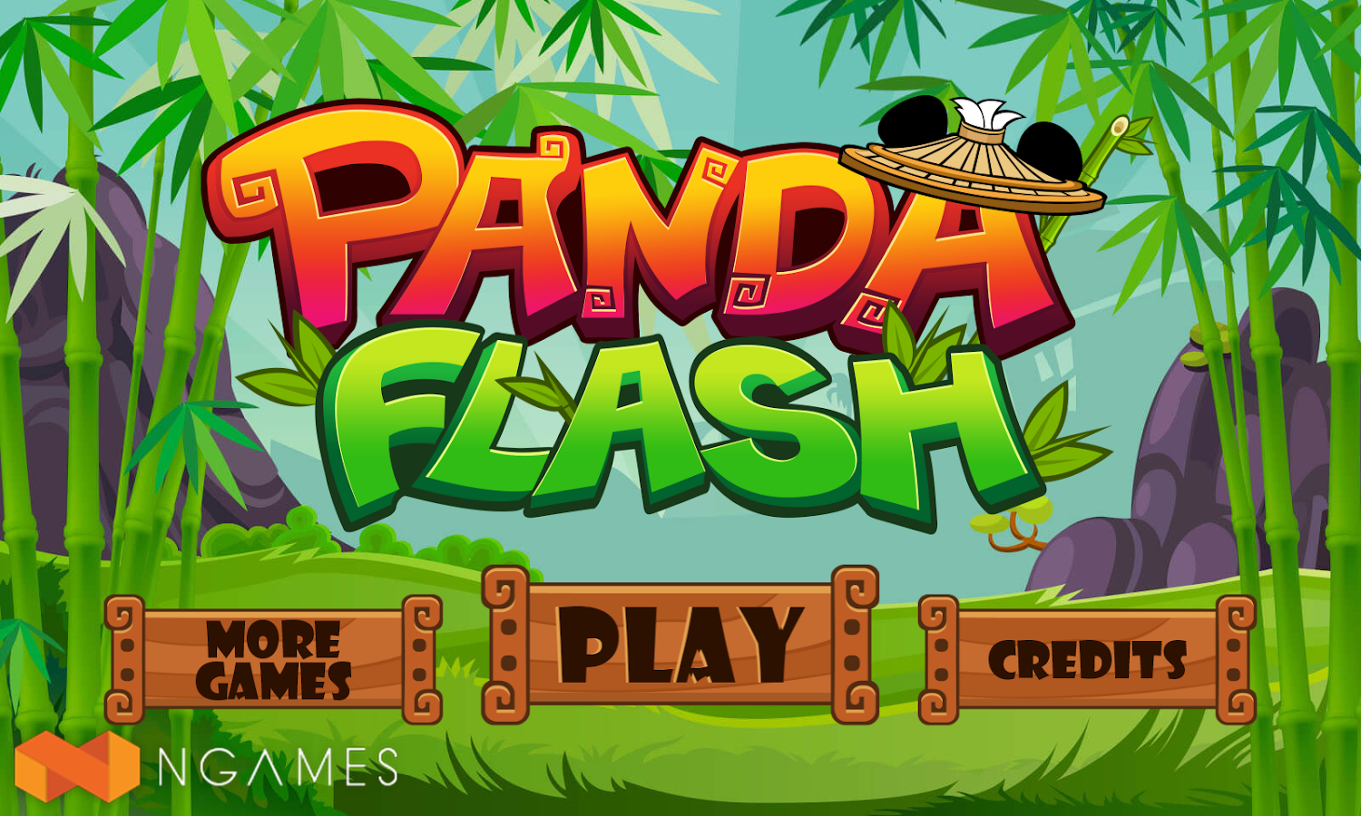 Panda Flash- screenshot