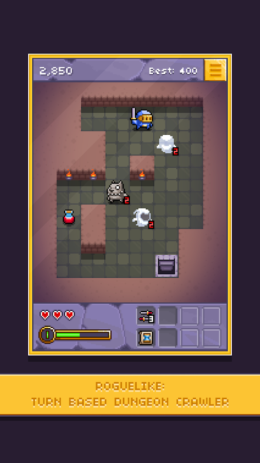 Tiny Rogue- screenshot