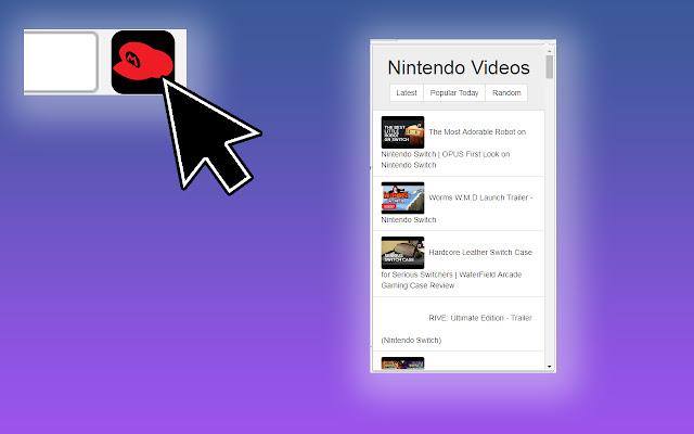 Latest Nintendo Videos