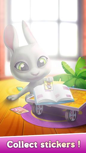 Bu the Baby Bunny - Cute pet care game 1.03 Screenshots 5