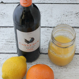 Easy Citrus Sangria