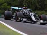 Valtteri Bottas blijft jaar langer voor Mercedes rijden