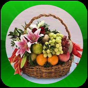 Nápady na design ovocea parcel - náhled