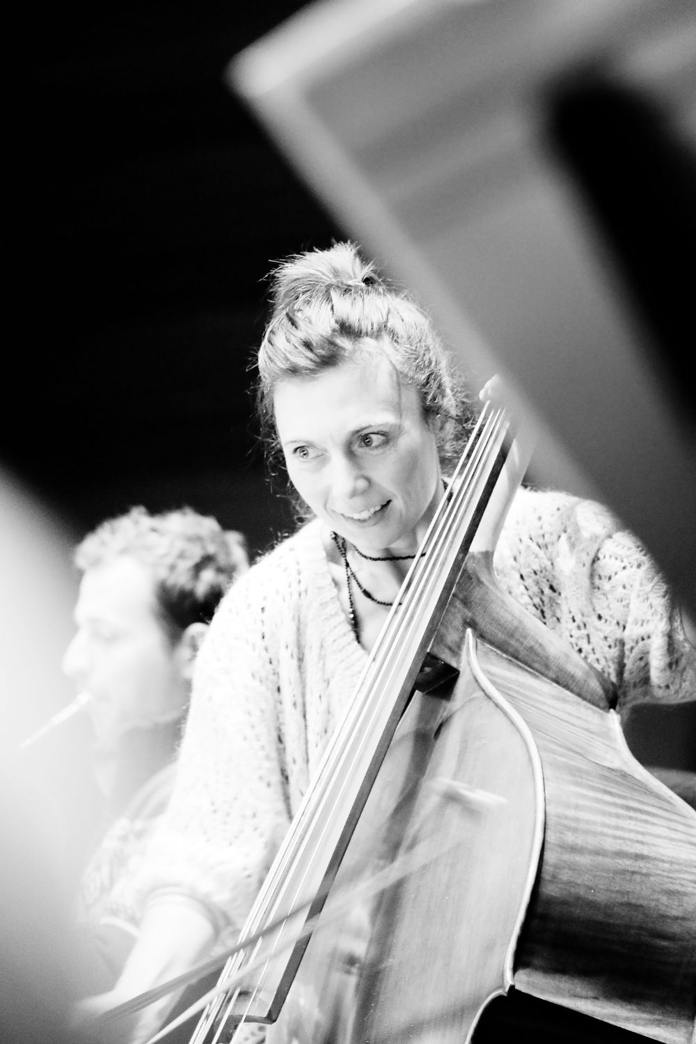 Julita Fasseva - double bass