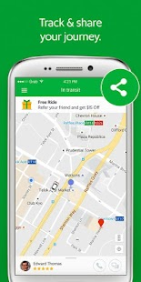 Grab - Cars, Bikes & Taxi Booking App- screenshot thumbnail