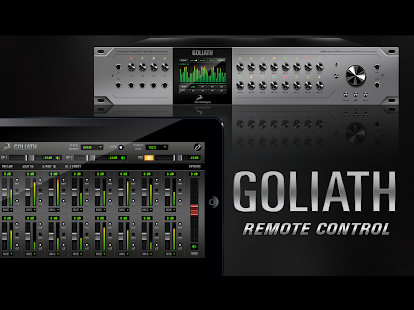 Goliath Remote- screenshot thumbnail