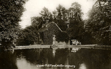 Photo: Upper Mill Pond Wateringbury