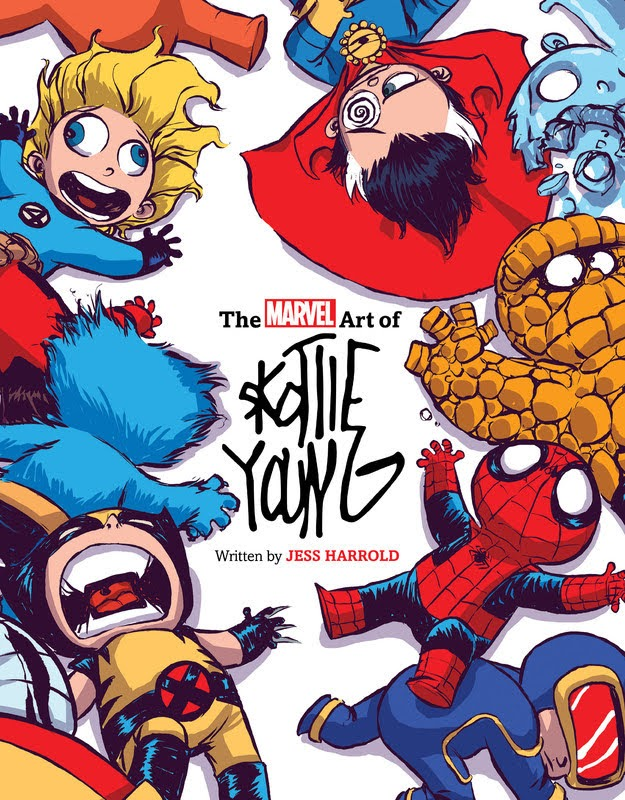 The Marvel Art of Skottie Young (2019)