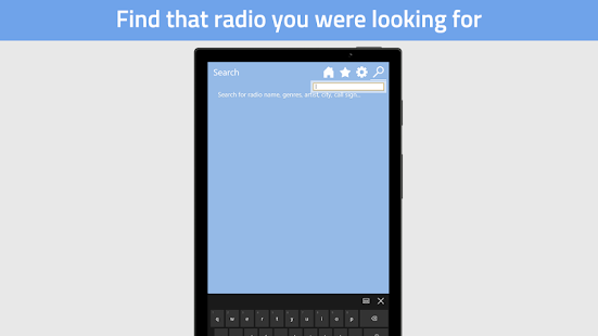 Mini Radio Player- screenshot thumbnail