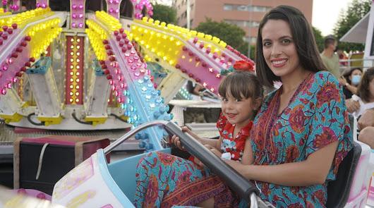 La Feria vuelve a vivir el Día del niño un año y medio después
